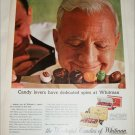1964 Whitman's Candies Christmas ad