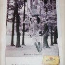 2000 Whitman's Sampler Chocolates Swing ad