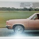 1969 American Motors Rebel 2 dr ht car ad