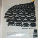1969 American Motors Rambler & Volkswagen ad