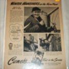 1944 Camel Cigarette ad