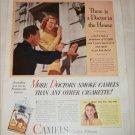 1946 Camel Cigarette ad