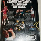 1983 ESPN ad