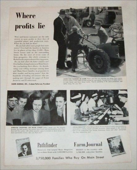 1948 Farm Journal ad