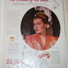 1941 Du Berry Cosmetics ad