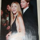 Jennifer Anniston & Brad Pitt picture