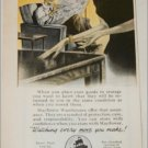 Mayflower Warehouses ad