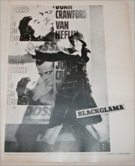 Blackglama Mink Coat ad #3