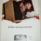 1966 Polaroid Land Model 100 Camera Mother Daughter ad