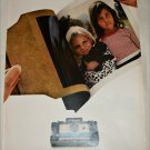 1967 Polaroid Land Automatic 210 Camera Girls ad