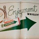 Wrigley's Spearmint Gum ad #2