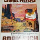 1966 Camel Cigarette Hunter ad