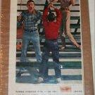 1958 Blue Bell Wrangler Jeans ad