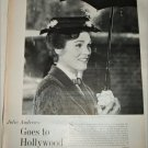 Julie Andrews Article