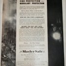 1948 Mosler Safe Company ad