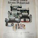 1967 Polaroid Cameras ad