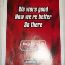 2001 Wrigley's Big Red Gum ad