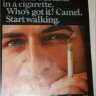 1970 Camel Cigarette ad #1