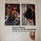 1970 Camel Filters Cigarette Studs Merkel ad