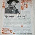 1951 General Aniline & Film Corporation ad