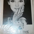 1965 Fame De Corday Perfume ad