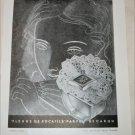 1948 Fleurs De Rocaille Parfum De Caron ad