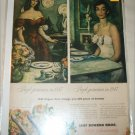 1947 1847 Rogers Brothers Silverware 100th Anniversary ad