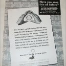 1949 National Oil & Fluid Seals ad