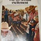 1968 Polaroid Land Automatic 210 Camera Western Barbecue ad