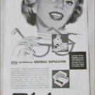 Nekoosa Papers ad
