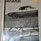 1971 American Motors Javelin Article