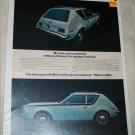 1971 American Motors Gremlin car ad color