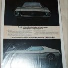 1971 American Motors Javelin car ad color