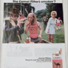 1972 Camel Filters Cigarette Spot the Camel Smoker ad #2