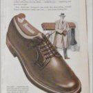 1950 Bostonian Footsavers Shoe ad
