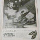 1956 Bostonian Dorset Shoe ad