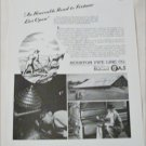 Houston Pipe Line Company Honorable Road to Fortune ad
