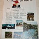 1966 Peabody Coal Company ad