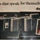 1969 Polaroid Countdown Cameras Christmas ad