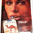1973 Camel Cigarette Woman ad