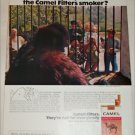 1973 Camel Filters Cigarette Spot the Camel Smoker ad #4