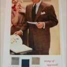 1952 Botany 500 Tailored by Daroff ad
