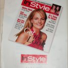2000 InStyle ad featuring Helen Hunt