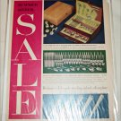 Holmes & Edwards Silverware Summer Sale ad