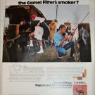 1973 Camel Filters Cigarette Spot the Camel Smoker ad #5