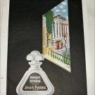 Moment Supreme Jean Patou Perfume ad