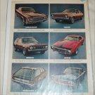1972 American Motors Lineup ad