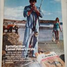 1979 Camel Filters Cigarette ad