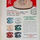 1968 Madison House Standard Dial Phones ad