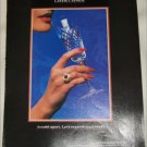 1983 Lenox Crystal ad